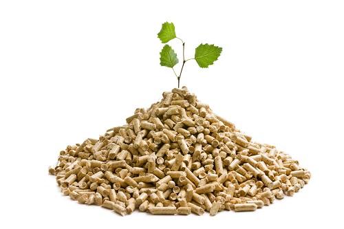 les granulés de bois comme combustible